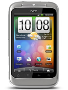 HTC Wildfire S title=